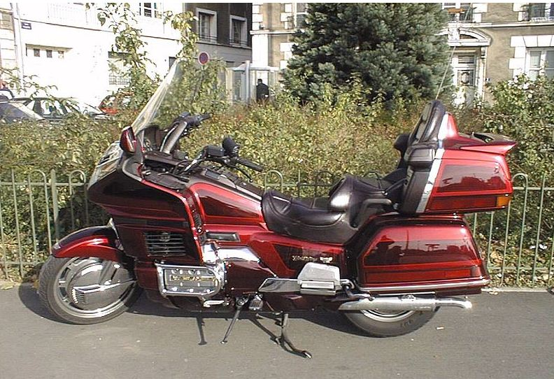 Goldwing 1500 Parts