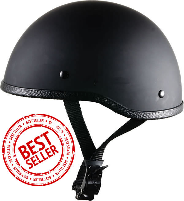 Crazy Al's World's Smallest DOT Helmet SOA inspired