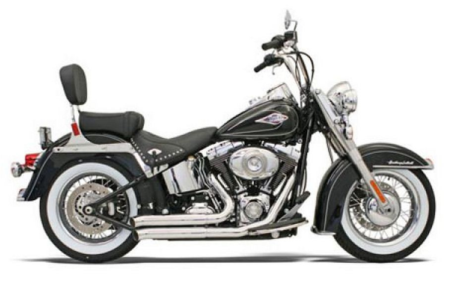 FireSweep '86-'13 Softail, Chrome