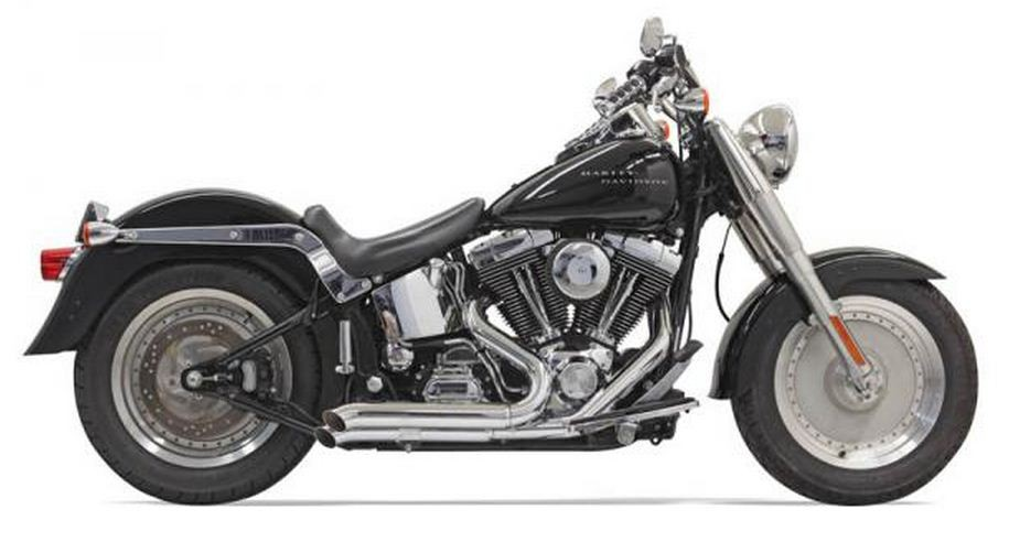 TurnOut for 86-13 Softail, Chrome