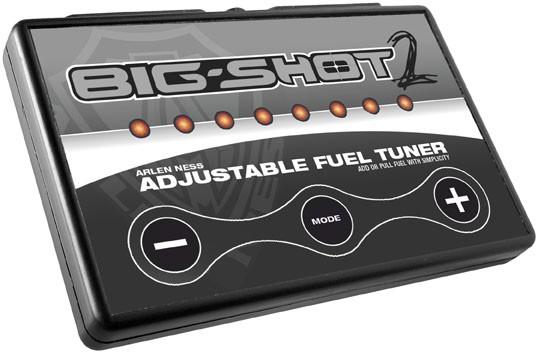 Arlen Ness Big Shot II Adjustable Fuel Injection Tuner