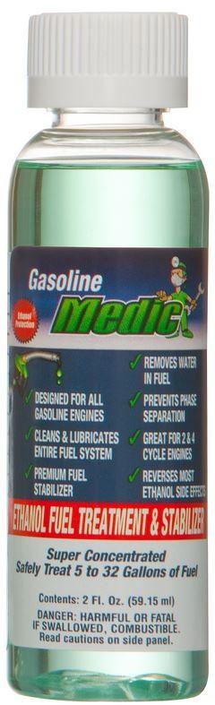 Fuel Medic 20oz ethanol fuel treatment stabilizer