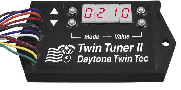 Daytona Twin Tec Twin Tuner II Fuel Injection Controlller