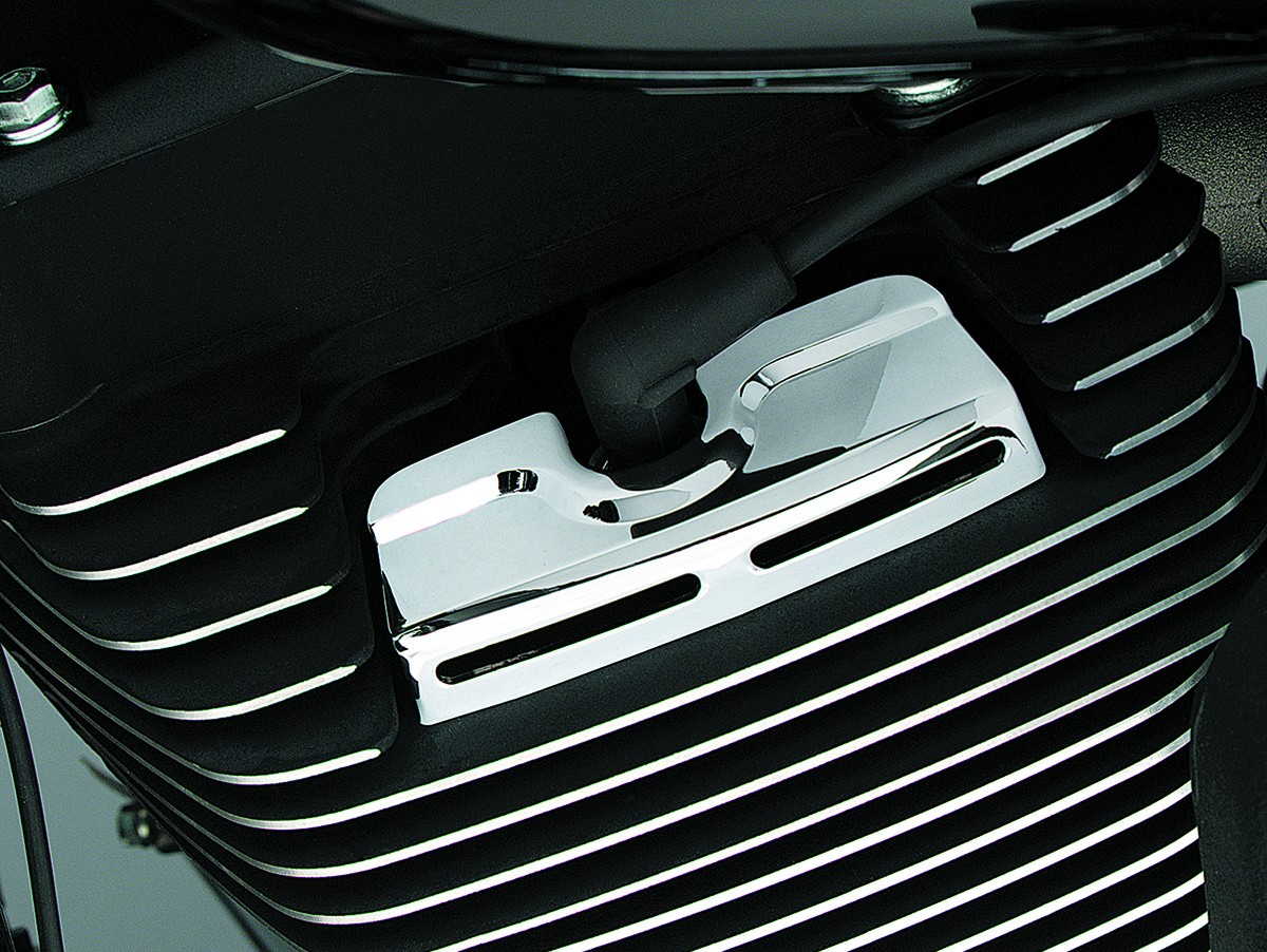 KURYAKYN - SCORPION SPARK PLUG-HEAD BOLT COVERS