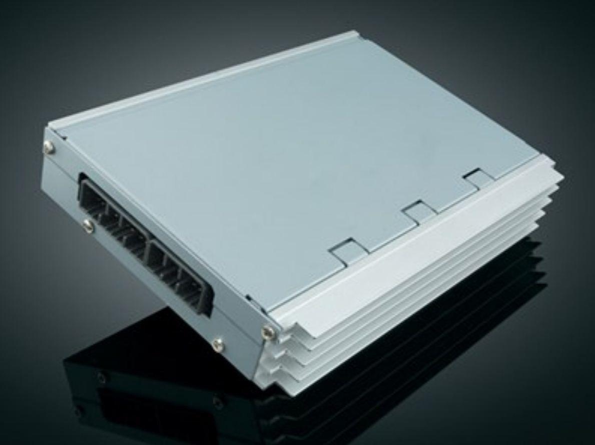 Kicker 4.1 DSP Amplifier (ea)