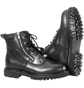 River Road Men's Side-Zip Highway Boots