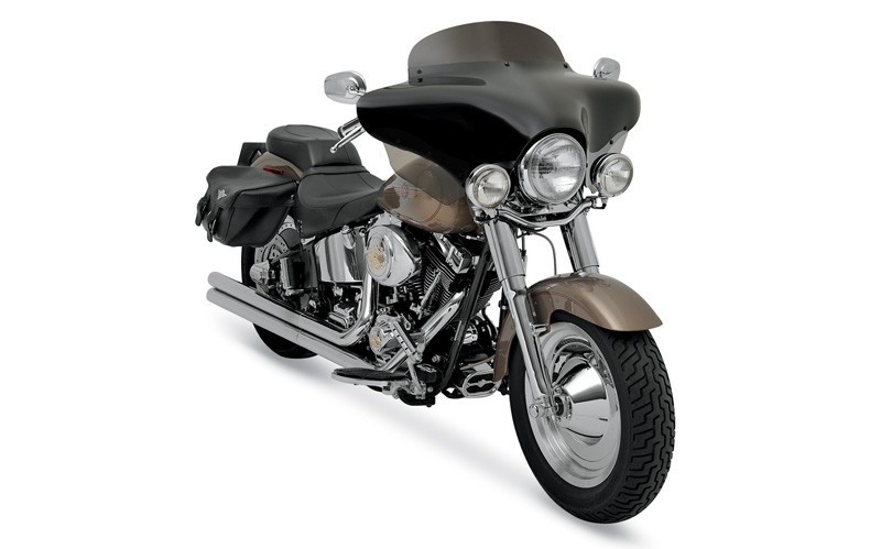 Memphis Shades Batwings Fairings for Harley Davidsons