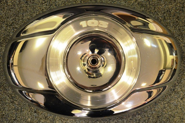 103 Touring Air Cleaner Cover