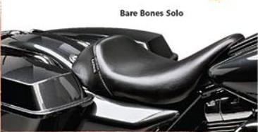 Le Pera  - FLH Bare Bones Solo Seats - Recent models through 2013