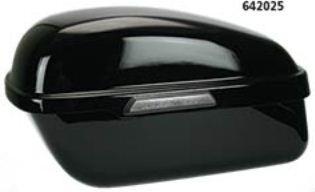 Hardstreet - Classic bags gloss black