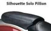Le Pera  - Dyna Silhouette Pillion Pad Seats