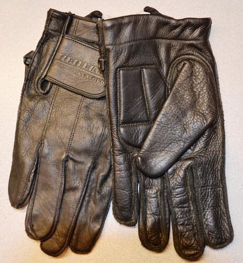 Redline Wide Strap Gel Palm Gloves