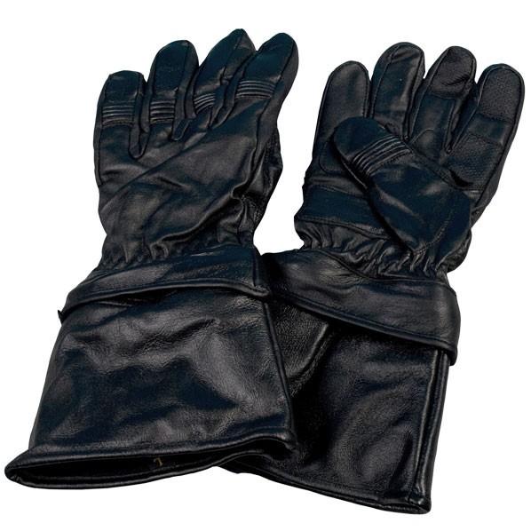 Hot Leathers Zip-Off Gauntlet Glove