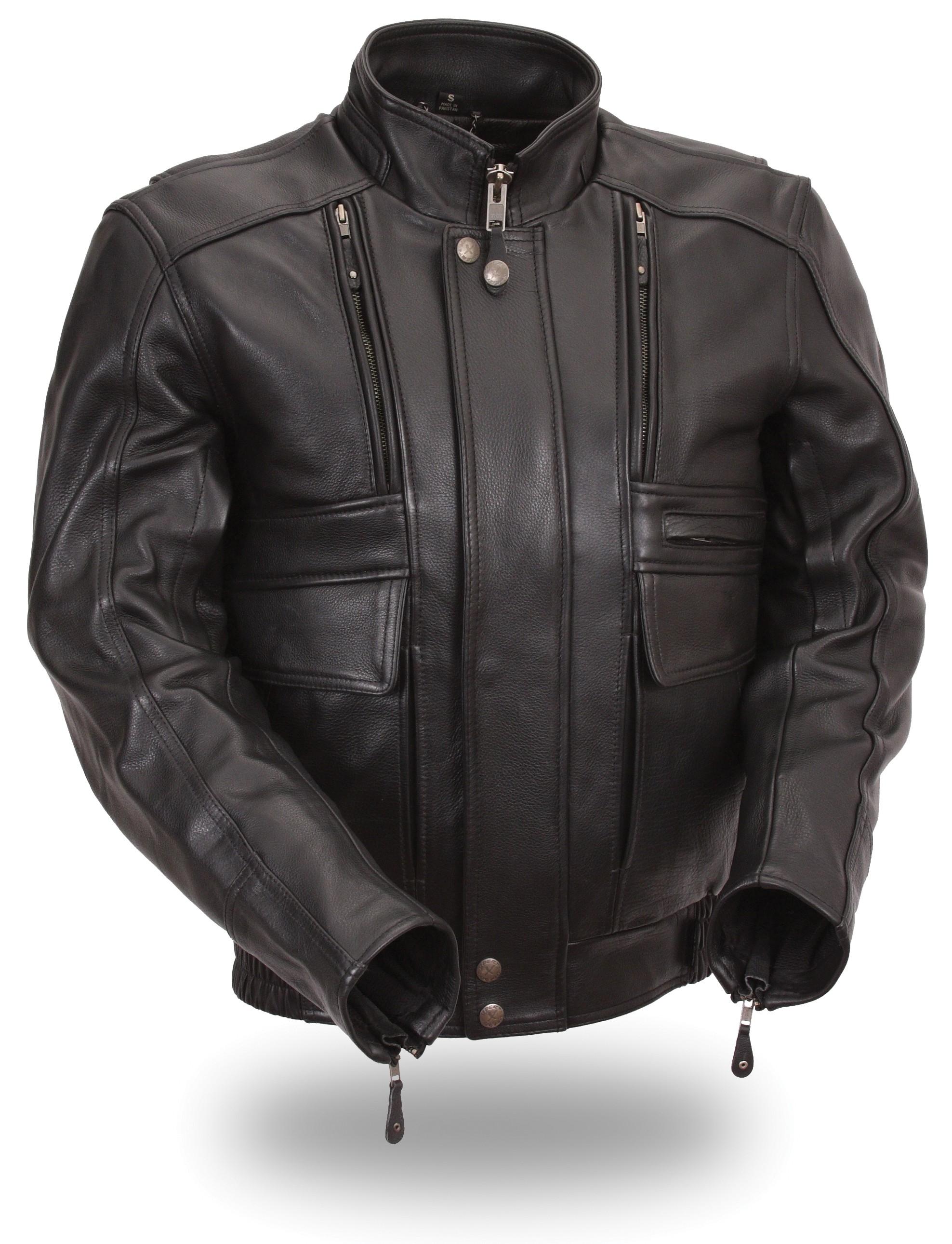 Men's Premium Coburn Jacket XPM-287-NKDZ