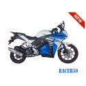 RACER 50 SCOOTER 49CC Blue