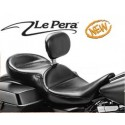 Le Pera - FLH Continental Touring seats with back rest