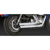 DOUBLE BARREL STAGGERED 2004-2013 SPORTSTER