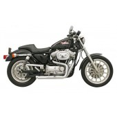 StraightCut 86-03 Sportsters W Mid Controls