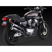 WIDOW XR 2-1-2, BLACK 2009-2013 SPORTSTER