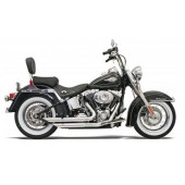 Fireflight for '86-'13 Softail, Chrome