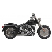 SlashCut for 86-13 Softail, Chrome