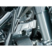 KURYAKYN - CHROME DOWNTUBE CROSSBRACE COVER FOR TOURING