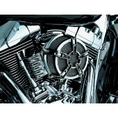 Mach 2 Co-Ax Air Cleaner Assembly Only (ea) Fits: Late Inlet CV Air Cleaner Only-Use w/Adapter Brackets, or Mounting Kits (sold separately)