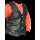 BUFFALO NICKEL VEST