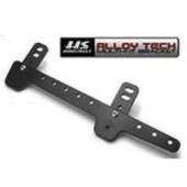 Multi-fit alloy bracket