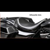 Le Pera  - FLH Silhouette Solo Seats - Recent models through 2013