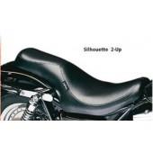 FXR Super Glide Silhouette 2-Up Seats