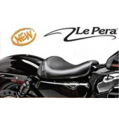 Le Pera  - FLH Bare Bones Solo Seats for Sportster 48 and 72