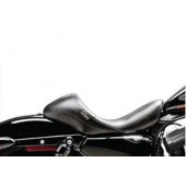 FLH Aviator solo seats for sportsters 04-13 / 4.5 gal tank
