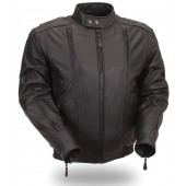 First Manufacturing Co. Men's Classic Bomber Jacket FIM238