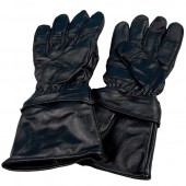 Hot Leathers Zip-Off Gauntlet Glove