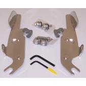 memphis shades batwing fairing trigger lock hardware