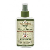 Pet Herbal Armor DEET-free, Natural Insect Repellent Spray 4oz.