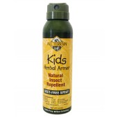 Kids Herbal Armor Deet-Free Natural Insect Repellent 3oz. (Continuous Spray)