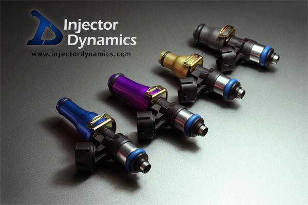 Injector Dynamics Fuel Injectors