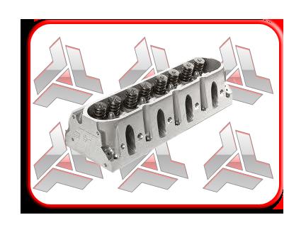 215cc LSX Aluminum Heads