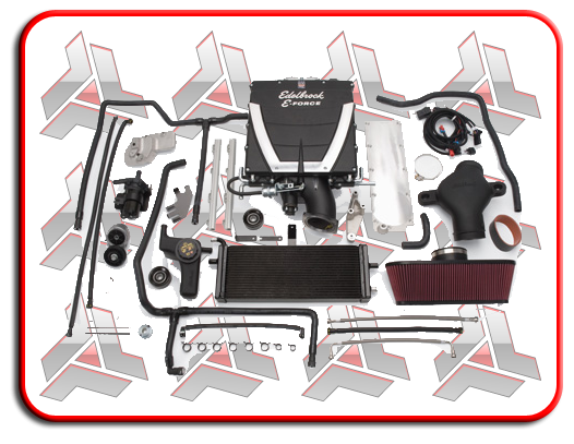 2008 - 2012 C6 LS3 E-Force Competition Kit