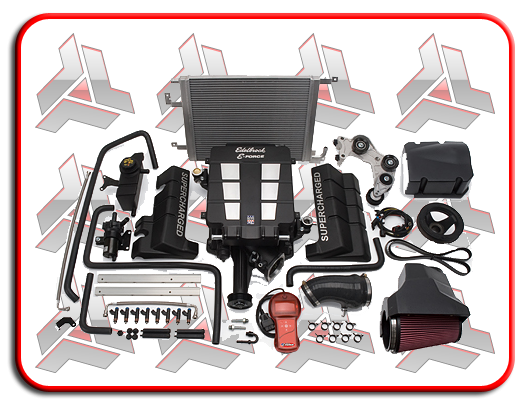 2005 - 2010 HEMI 6.1L LX and LC E-Force Supercharger