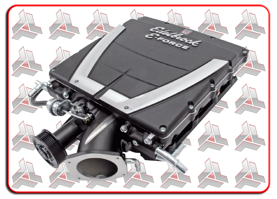 CTS-V E-Force Supercharger Kit