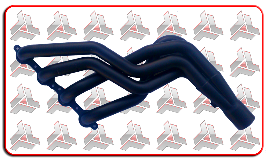 "2010 Camaro American Racing Headers (2"")"