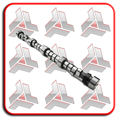 LSX Street Sweeper LSX Hydraulic Roller Cam Shaft Kit