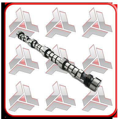 Hell Raiser LSX Hydraulic Roller Cam Shaft Kit