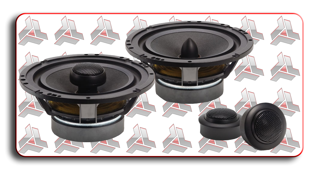 I61-2 High Performance Speaker System