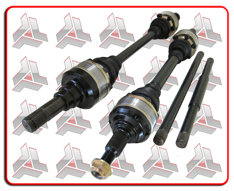 2010-2012 CAMARO V8 1000HP Direct Bolt-In Axles