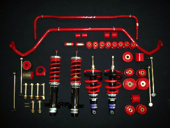 Camaro Track II Kit
