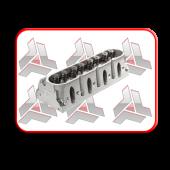 210cc LSX Aluminum Heads